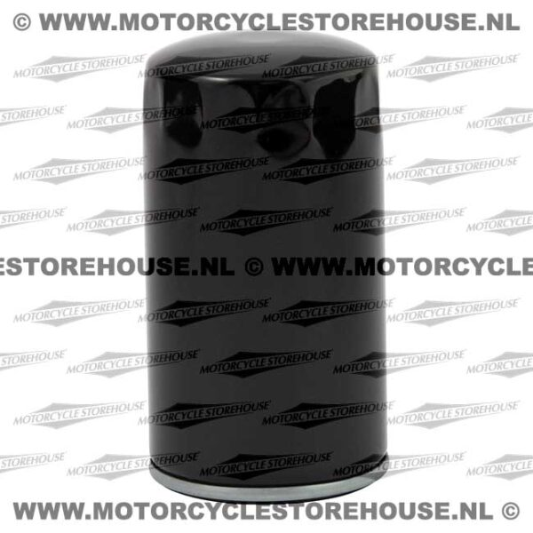 Spin-On Oil Filter 91-98 Dyna (Black)