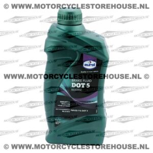 Eurol DOT5 Brake Fluid (Silicone) 1L