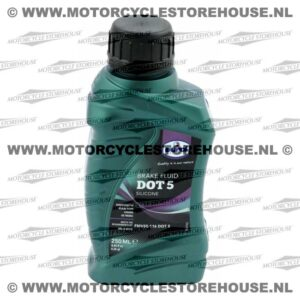 Eurol DOT5 Brake Fluid (Silicone) 0.25L