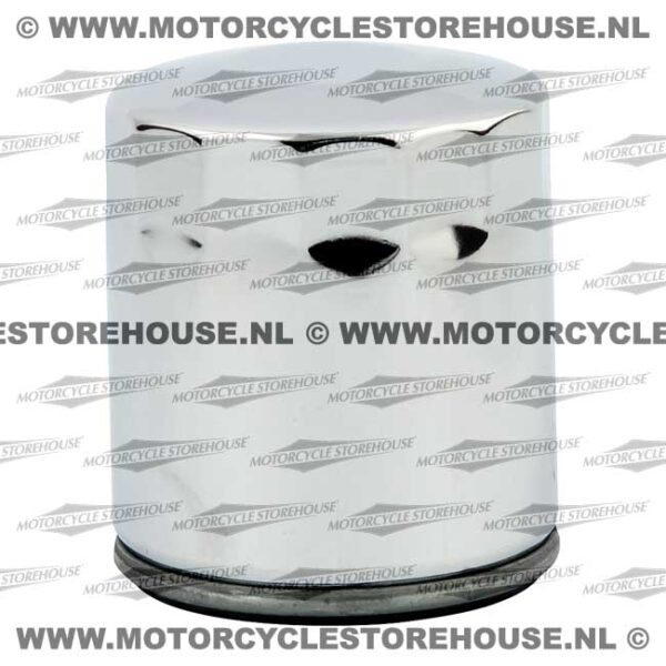 Spin-On Oil Filter 02-15 V-Rod (Chrome)