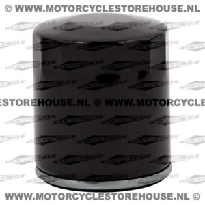 Spin-On Oil Filter 02-15 V-Rod (Black)
