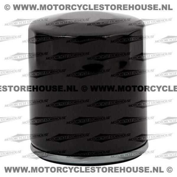 Spin-On Oil Filter 02-15 V-Rod (Black)