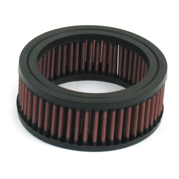 "K&N Air Filter Element Bendix and Tillotson Carburetors with 6"" Round Air Cleaners (5.1cm deep)"