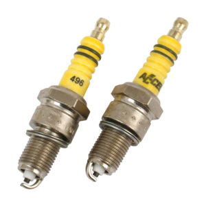 "ACCEL U-Groove Spark Plugs 48-74 FL""FX and 48-74 All BigTwin (1200cc) 2pcs"
