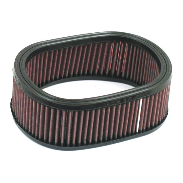 K&N Air Filter Element 77-78 BigTwin and 75-78 XL (14.5cm high x 24.5cm wide x 7.5cm deep)