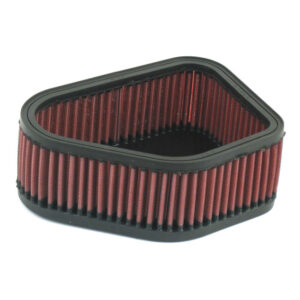 K&N Air Filter Element 86-87 XL (14.5cm high x 20.0cm wide x 7.5cm deep)