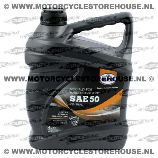 Eurol Sae 50 Motor Oil SF-CC Mineral 4L