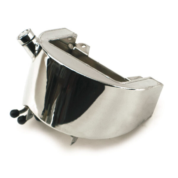 Oil Tank (chrome) 89-99 Softail & 84-88 Softail (oil lines must be re-routed)