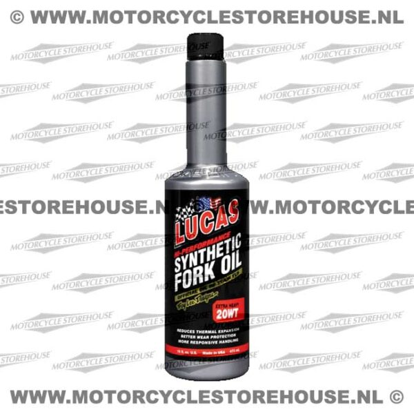 Lucas Fork Oil Synthetic 0.473L Extra Heavy 20W