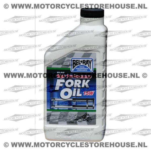 Bel-Ray High Performance Fork Oil Heavy 15W 1L