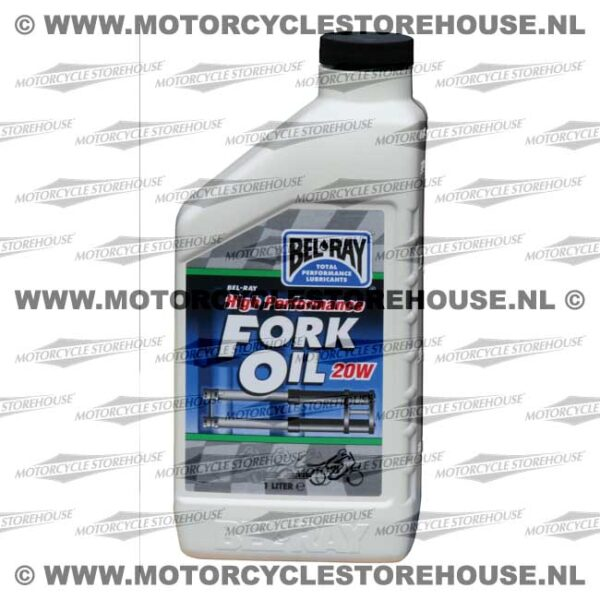 Bel-Ray High Performance Fork Oil Extra Heavy 20W 1L
