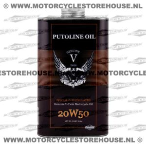 Putoline 20W50 Motor Oil Full Synthetic 1L