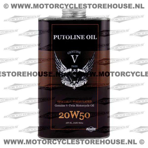 Putoline 20W50 Motor Oil Full Synthetic 1L