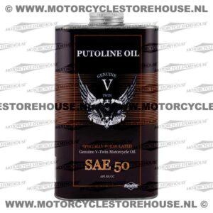 Putoline Sae 50 Motor Oil Mineral 1L