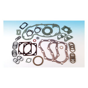James Motor Gasket Set 36-48 Flatheads