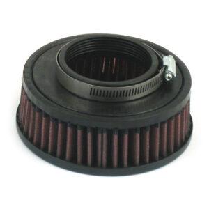 K&N Air Filter Element 40-44mm Mikuni Carburetors (6.2cm deep)