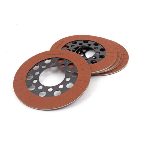 ALTO Red Eagle Clutch Plate Set 68-E84 BigTwin (5 plates)