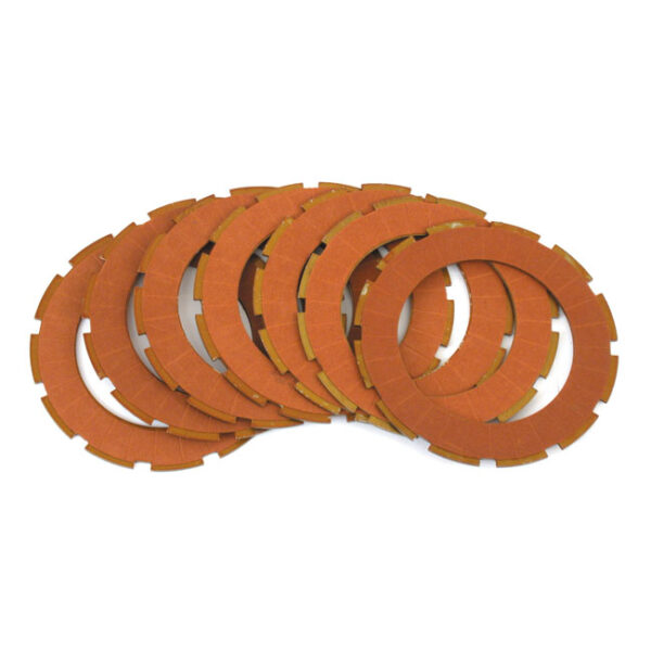 ALTO Red Eagle Clutch Plate Set 52-70 Sportster K